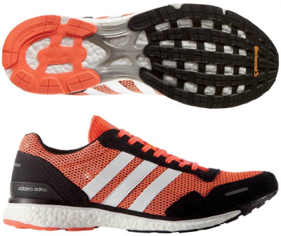 cheap for discount 3fe8c a5512 Adidas Adizero Adios Boost 3 for men in the US price offers, reviews and  alternatives  FortSu US