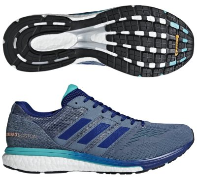 masculino sílaba Descarte  Adidas Adizero Boston 7 for men in the US: price offers, reviews and  alternatives | FortSu US