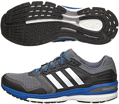 adidas supernova sequence running shoes