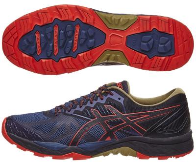 asics chaussures trail running gel fuji trabuco
