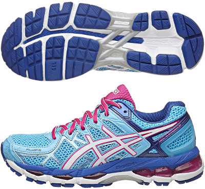 Asics Gel Kayano 21 gradient