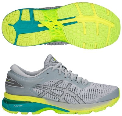 gel kayano womens 25
