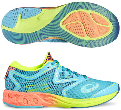 asics chaussures de running noosa ff