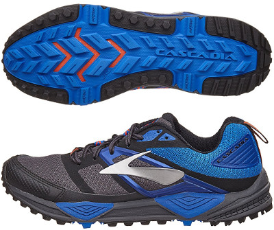 2ff1fafbaefe0 Running Shoes Brooks Trail Neutral Cascadia 12. Brooks Cascadia 12 For Men  In The Us Offers Reviews And