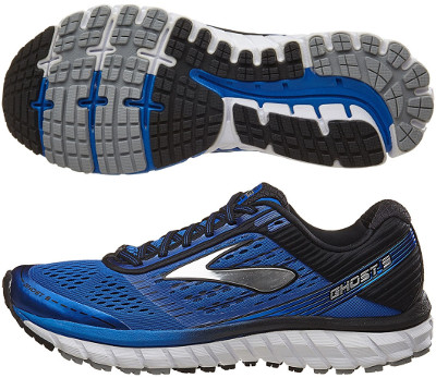 Brooks Ghost 9 for men in the US: price