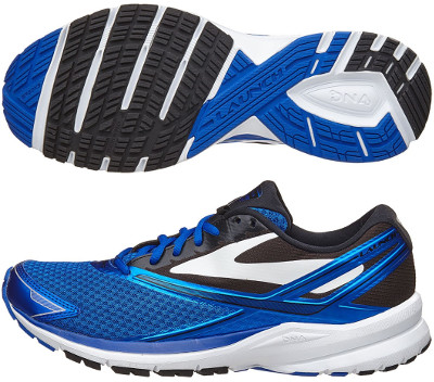 Brooks Launch 4 for men in the US