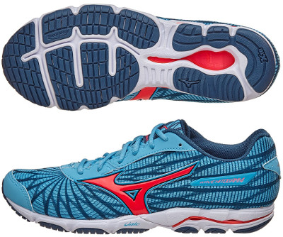 wholesale dealer 10870 c8fba Mizuno Wave Hitogami 4