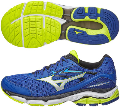 Mizuno Wave Ispirano Mens 8,5