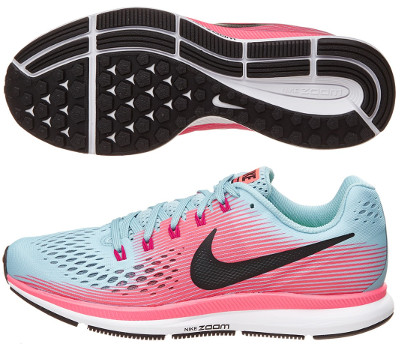 Alienare Vaccinare acquirente  Nike Air Zoom Pegasus 34 for women in the US: price offers, reviews and  alternatives | FortSu US