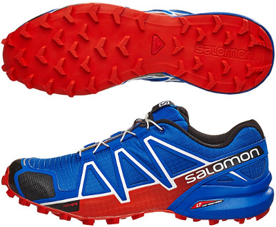 Salomon Shoes Size