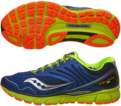 saucony breakthru mens