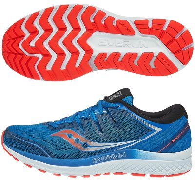 Saucony Guide ISO 2 for men in the US