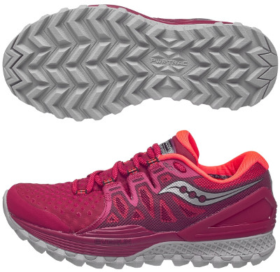 Saucony Xodus ISO 2 for women in the US